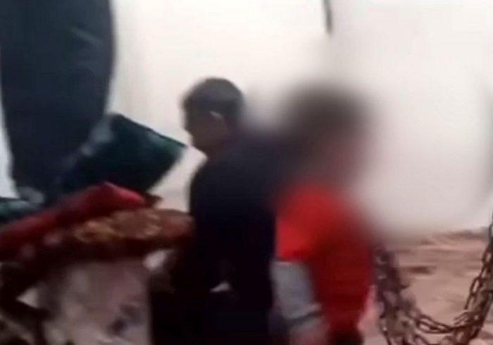 بازداشت پدر کودک آزار در عجب شیر