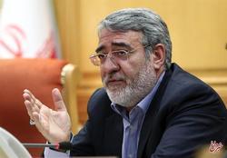 وزیر کشور : تهران الان هم تقریبا تعطیل است