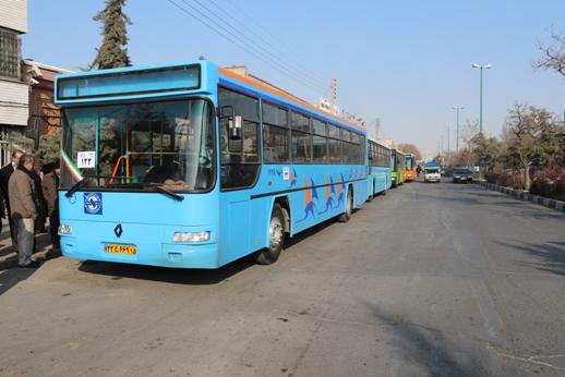 اتوبوس های شرکت واحد در تبریز هم فرسوده اند هم ناکافی