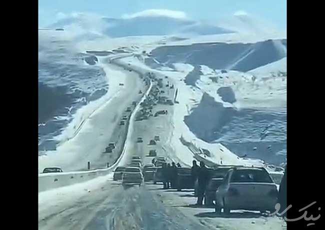 """۵ مصدوم در سانحه ی رانندگی در آزاد راه تازه افتتاح شده """"تبریز-سهند"""""""