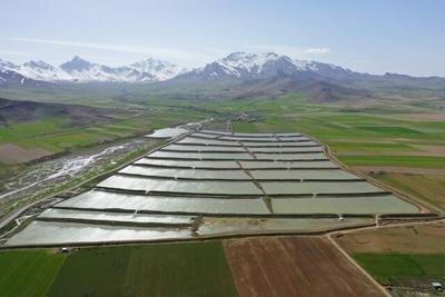 هشدار در مورد نشست نامتعارف دشتهای آذربایجان شرقی