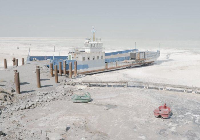 ژاپنیهاتا۱۴۰۶ دریاچه ارومیه را احیا میکنند