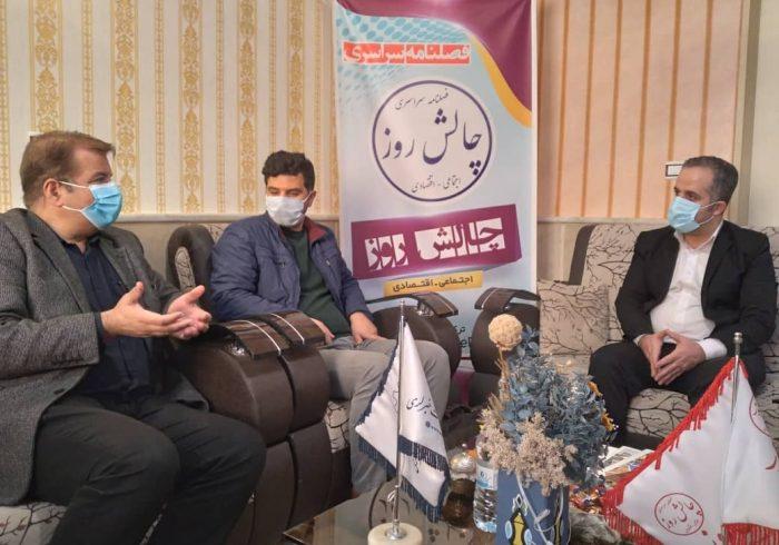 محدودیتهای گردشگری نوروز در تبریز